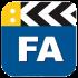 Logo FIlmaffinity Alfa
